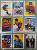 Lot of 110+ NHL Cards Hockey Upper Deck 1992 1993 1994 1995