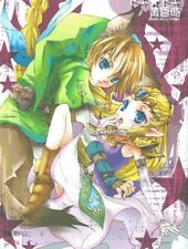 Legend of Zelda The doujinshi Link x Zelda Sometimes My Heart Flutters at Dusk