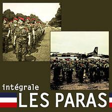 CD Les Paras - Volume 1 & 2 / Musique Militaire