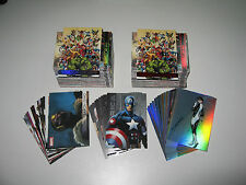 2012 Marvel Greatest Heroes MGH Mini Master Set: Ultimate.Parallel.IAM+ BV=$194!