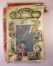SHIRLEY TEMPLE REBECCA OF SUNNYBROOK FARMS 1972-4 O/F -IDEAL-MIB+BONUS RED SHOES