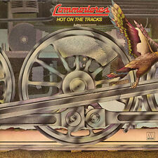 LP *** Commodores-Hot On The Tracks *** 1976 *** FUNK SOUL RARE ***