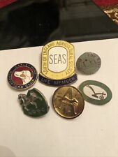 More details for collection of hunting badges