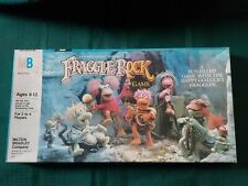 Vintage Fraggle Rock Board Game By Milton Bradley 1984 Jim Henson's Muppets Rare