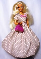 Muñeca Barbie Vintage OOAK-Sweet Candy Golosinas Barbie