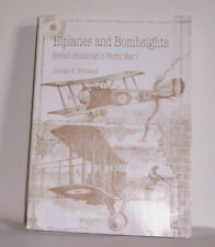 Biplanes & Bombsights: British Bombing in World War I  history  by Williams