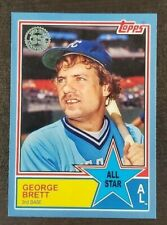 2018 Topps '83 All Stars Blue #83AS74 George Brett Kansas City Royals