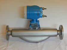 Endress Hauser Flowmeter PROMASS 80F DN40 Tube not oscilating!