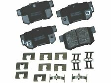 For 1990-2007 Honda Accord Brake Pad Set Rear Bendix 83864SC 1991 1992 1993 1994