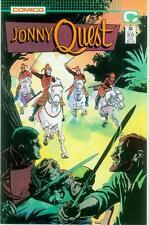 Jonny Quest # 23 (Marc Hempel) (Estados Unidos, 1988)