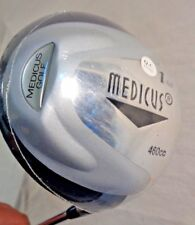 Medicus 460cc Driver Loft 10.5 DualHinge Golf club Training Aid Men RH