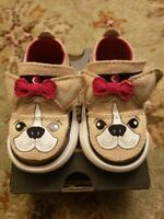 Converse CTAS Creatures Ox Puppy Dog Infant Toddler Sneaker, Size 2