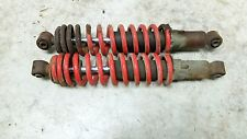 87 Yamaha YFM 350 YFM350 X Warrior front shocks Springs right left