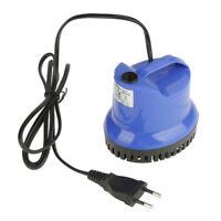 1500L/H 25W Pompa Acqua Idraulica per Acquario Fontane Stagno Immersione