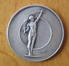 Silver-plated Bronze Commemorative Medal London 1948 Olympic Games by Pinches