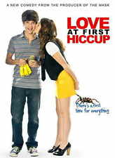 LOVE AT FIRST HICCUP Movie POSTER 27x40 Devon Werkheiser Scout Taylor-Compton