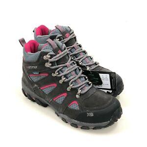 Karrimor Damen Trekking-& Wanderstiefel Bodmin Mid 5 Weathertite, Grau, 38 *NEU*