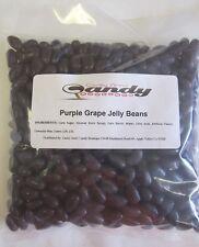 Purple (Grape Flavor) Jelly Beans 1 Pound Bag