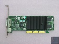 Nvidia GeForce 4 MX440 AGP DVI S 64MB Video Graphics Card Dell G0770 *WORKS*