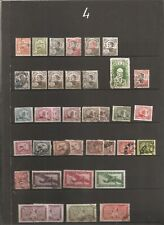 lot c2 timbres indochine obliteres qq neuf