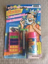 Rare Vintage SEALED MOC Archie JUGHEAD Jr Shaver Rack Toy Shaving Kit JA-RU 1986