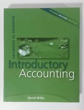 Introductory Accounting: 2nd Revised Edition by David Willis Paperback Textbook