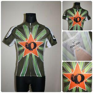 PEARL IZUMI Full-zip Cycling Jersey / T-shirt Size SMALL