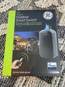 GE Z-Wave Outdoor EZ Smart Switch 12720