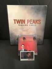 TWIN PEAKS SEALED BOX AND BINDER ++