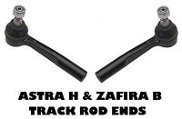 Vauxhall ASTRA H & ZAFIRA B LEFT + RIGHT Outer Track Rod Ends Steering 6332/3
