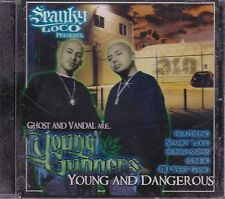 Spanky presents Young Gunners young and Dangerous CD New Sealed