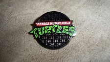 LOOT CRATE TMNT TEENAGE MUTANT TURTLES MANHOLE COVER PIN --- FREE SHIPPING