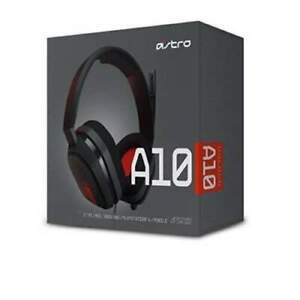Astro A10 Gaming Headset For PC/PS4/Xbox One Red - UK Seller - Fast Dispatch