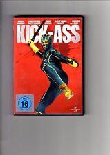 DVD - Kick-Ass (Aaron Johnson, Mark Strong, Nicholas Cage) / #6618