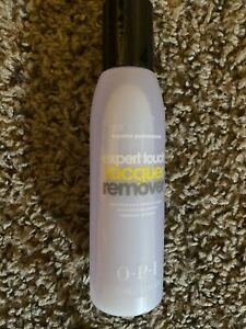 OPI Expert Touch Nail Lacquer Polish Remover 110 ml / 3.7 oz NEW