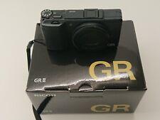 Ricoh GR II con Box
