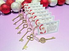 Large Santa's Magic Key - Christmas Eve Box - Christmas Traddition - No Chimney