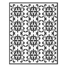 Spellbinders Shapeabilities Fleur De Lis Motifs 6 Dies Cut Emboss Stencil S5056