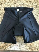 Quest Sz. Xl Cycling shorts with padded seat, Nwot Black