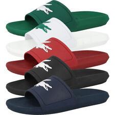 Lacoste Croco SLIDE 119 1 Schuhe Badelatschen Badeschuhe Sandalen 7-37CMA0018