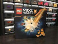 Empty LEGO Nexo Knights Collector Case 5004913