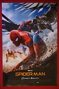 Spider-Man Spiderman Homecoming Marvel Movie Poster 24X36 NEW        SPHM