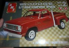 38248 WM AMT 1978 DODGE PICKUP LIL RED EXPRESS 1/25 Model Car Mountain KIT FS