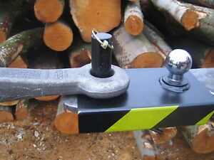 AHK Rangierhilfe Palettengabel  Anhänger Stapler Forstzange 140 breit Neu ⭐️🔥⭐️