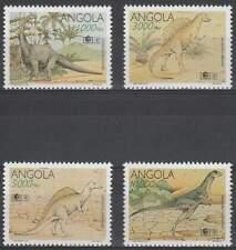 Angola postfris 1994 MNH 964-967 - Dinosauriers / Dino's