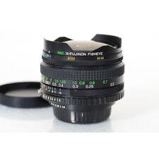 Fuji EBC X-Fujinon fisheye 1:2 .8 f = 16mm DM para Fuji