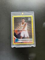 2019-20 Optic Cam Reddish Gold /10 Prizm Wave Rated Rookie Card YM022-226