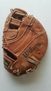 "VINTAGE Wilson A2887 First  Glove George Brett ""Big Scoop"" Left, Great Condition"
