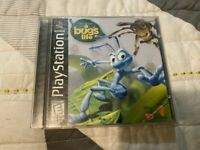 PLAYSTATION 1 PS1 A BUGS LIFE COMPLETE GAME