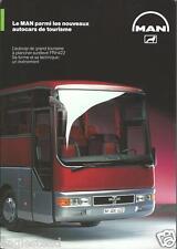 Bus Brochure - MAN FRH422 - Lion's Star Autocar - French Language (BU43)